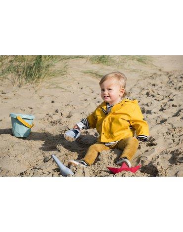Zestaw zabawek do piasku w wiaderku Zsilt - 12 miesięcy +