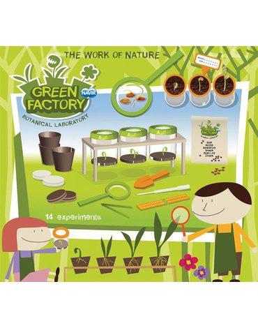 Geo Kids/Navir/DAM - Navir, Zestaw laboratorium zieleni