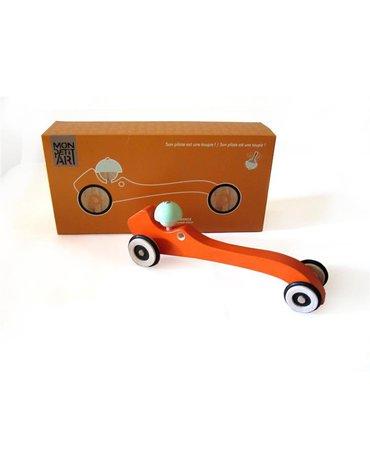 Mon Petit Art - Autotop ' Pomarańczowy '
