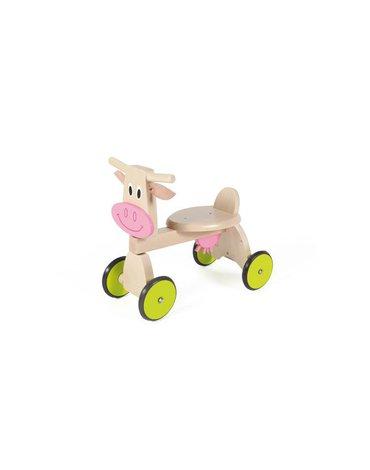 Scratch, Jeździk 4 kołowy ' Krówka '