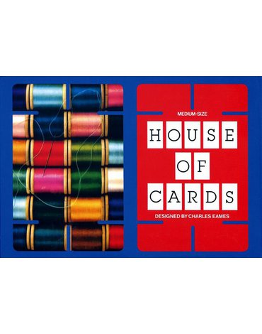 Mon Petit Art - House of cards ' Medium '