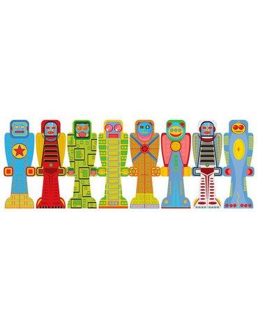 Mon Petit Art - Zakładki ' Roboty '
