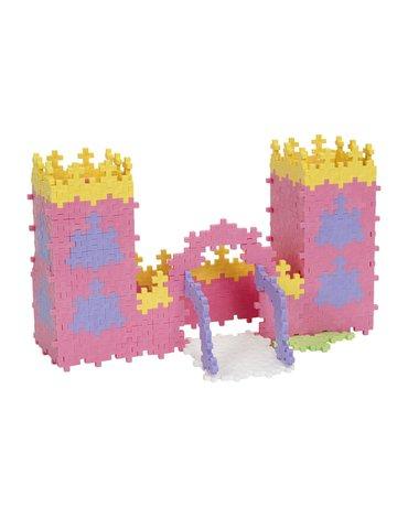 Plus - Plus - Plus-Plus, Mini Pastel - 760 szt. - Duży zamek księżniczki