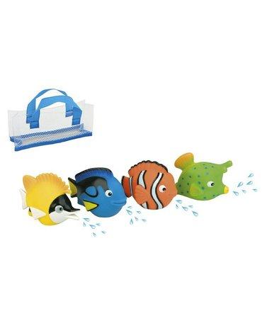 Geo Kids/Navir/DAM - Zabawki do kąpieli / psikawki - Rybki