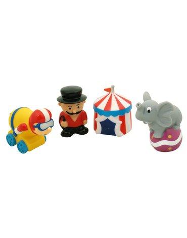 Geo Kids/Navir/DAM - Zabawki do kąpieli / psikawki - Cyrk