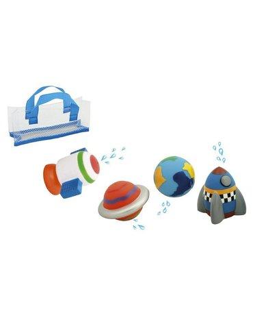 Geo Kids/Navir/DAM - Zabawki do kąpieli / psikawki - Kosmos