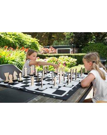 BS Toys, Drewniane szachy XL