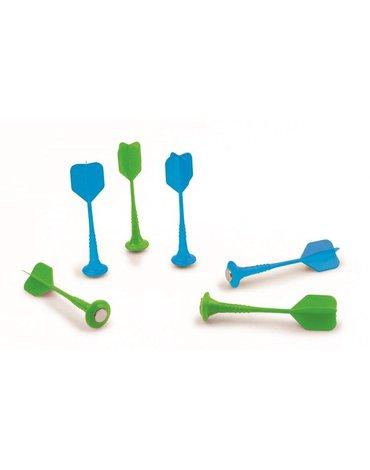 Scratch, Lotki do Rzutek Magnetycznych - Niebiesko - Zielone