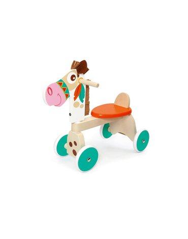 Scratch, Jeździk 4 kołowy ' Indian Pony '