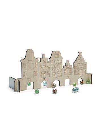 BS Toys, Gra zamek i szklane kulki