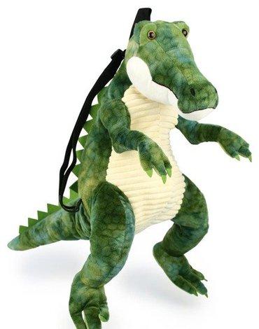 Grimini, Plecak w kształcie krokodyla