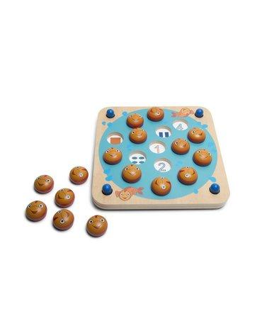 BS Toys, drewniane edukacyjne Memo (8 różnych wzorów)