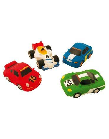 Geo Kids/Navir/DAM - Zabawki do kąpieli / psikawki - Wyścigówki