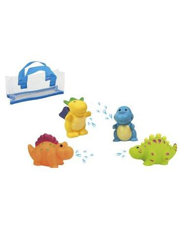 Geo Kids/Navir/DAM - Zabawki do kąpieli / psikawki - Dinozaury