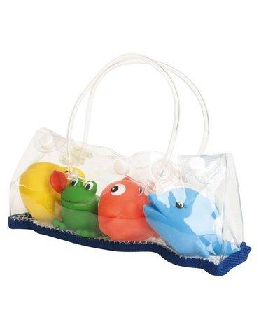 Geo Kids/Navir/DAM - Zabawki do kąpieli / psikawki - Wodne zwierzątka