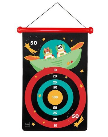 Scratch, Rzutki magnetyczne Astronauci, rozmiar L