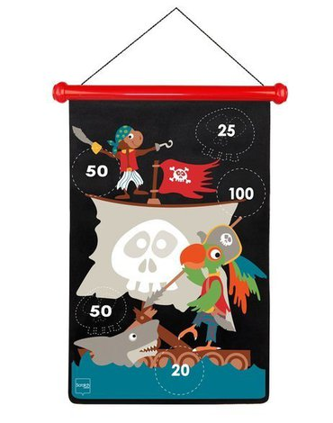 Scratch, Rzutki magnetyczne Piraci, rozmiar L