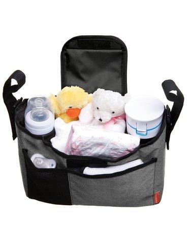 Dreambaby - Organizer na wózek - szary