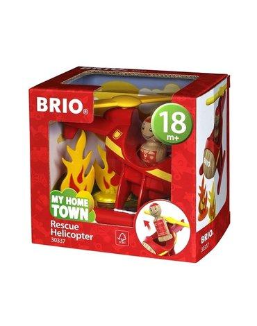 BRIO My Home Town Helikopter Straży Pożarnej