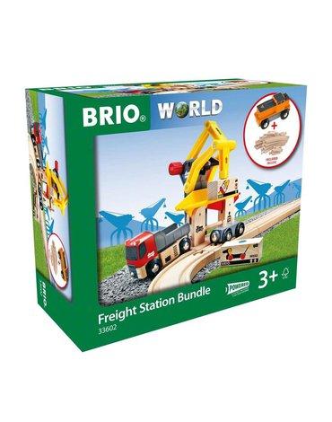 BRIO World Stacja Rozładunkowa