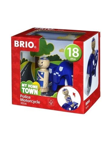 BRIO My Home Town Ścigacz Policyjny
