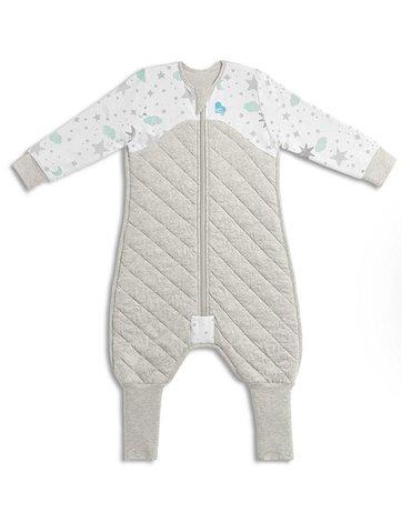 Piżama Love To Dream - 24-36 miesięcy - biała - ETAP 3 - 2.5 TOG Warm