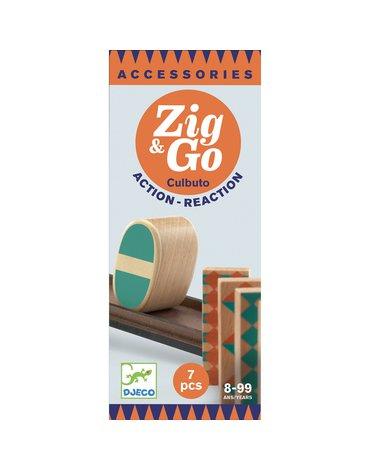 Djeco - Zestaw Zig & Go-7 elementw  DJ05648