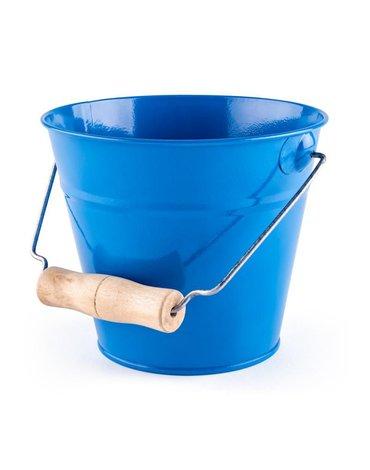Woody - Wiaderko niebieskie ogrodowe