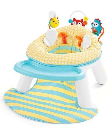 Skip Hop - Siedzisko dla niemowlaka 2w1 Pszczoła E& M