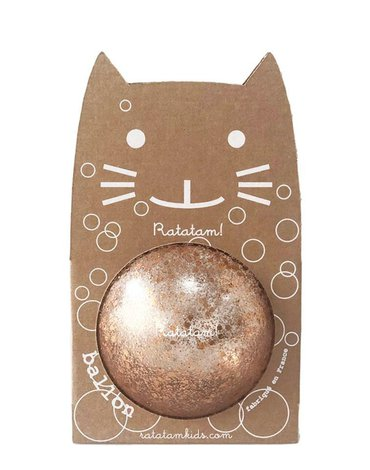 Ratatam - Piłka mała 12 cm Bubble copper