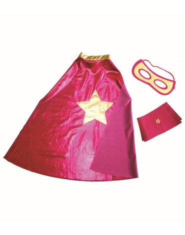 Ratatam - Zestaw Superhero Pink