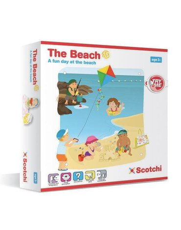 Scotchi - Plaża 3D
