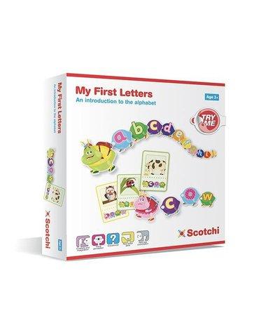 Scotchi - Moje pierwsze litery