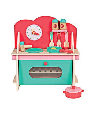 Drewniana kuchnia dla dzieci, zestaw | Egmont Toys®