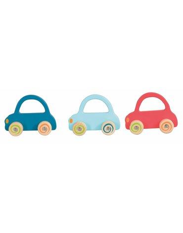 Egmont Toys® - Samochodziki drewniane zestaw 6 szt | Egmont Toys