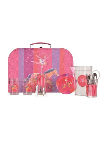 Egmont Toys® - EGMONT Zestaw piknikowy w walizce Woltyżerka