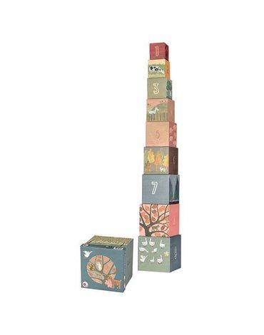 Piramida tekturowa Farma | Egmont Toys®