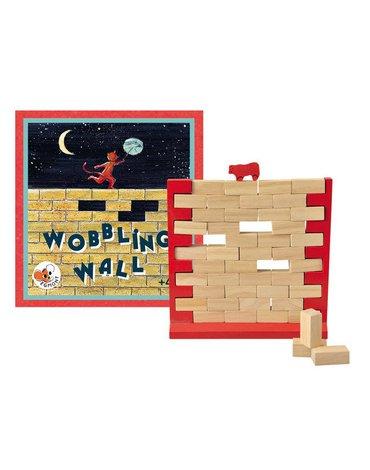 Drewniana gra zręcznościowa Chwiejny Mur   Egmont Toys®