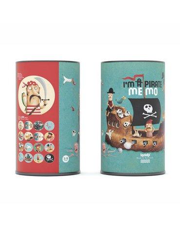 Memo dla dzieci, Jestem Piratem! | Londji®