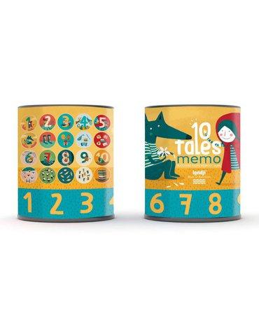 Memo dla dzieci, 10 tales | Londji®