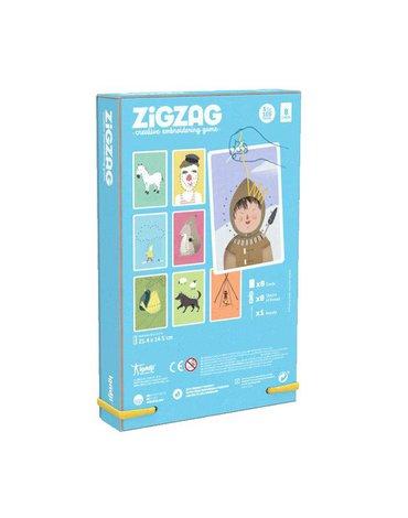 Sznurowanka dla dzieci Zig-zag   Londji®