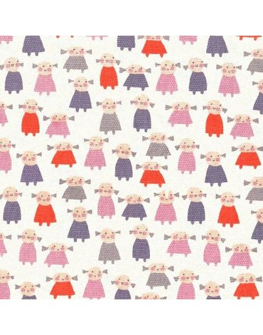 Poduszka dekoracyjna, seria Lalki | Maison Petit Jour®