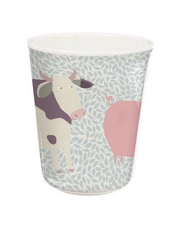 Mały kubek do napojów dla dziecka, seria Farma | Maison Petit Jour®