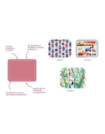 Taca do serwowania posiłków, Roboty | Maison Petit Jour®
