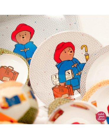 Taca do serwowania posiłków, seria Miś Paddington| Petit Jour Paris®