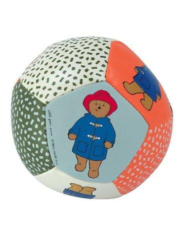 Miękka piłka fi 10 cm dla małych dzieci, Miś Paddington | Petit Jour Paris®