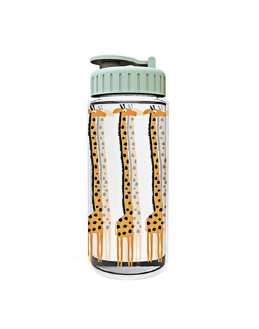 Butelka, bidon z tritanu, 0,35 l, Sawanna   Maison Petit Jour®
