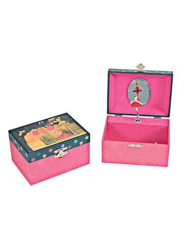Pozytywka - szkatułka z baletnicą, Latarenki   Egmont Toys®