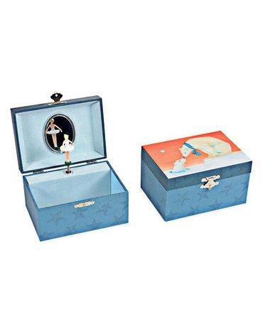 Pozytywka - szkatułka z baletnicą, Misie polarne   Egmont Toys®