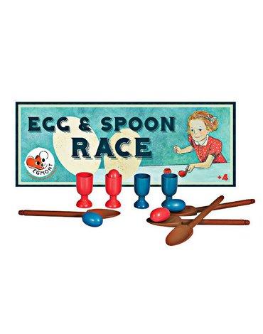 Wyścig z jajkami i łyżeczkami - gra | Egmont Toys®